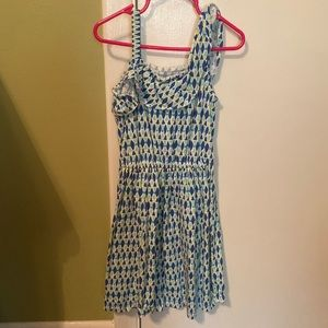 Adorable colorful Carters sundress EUC